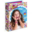 wholesale Booklets & Blocks: Carpesano A4 Loin 4 Cms with 4 Rings Soy Luna