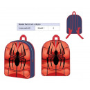 mayorista Material escolar: mochila spiderman araña 30x26x10 cms