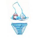 groothandel Badmode:bikini frozen maat 4-6-8