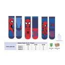 nagyker Zoknik és harisnyák: Csúszásgátló zokni Spiderman méret 23-34