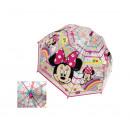 transparent umbrella Minnie 45 cms (manual)