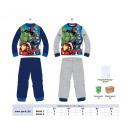 wholesale Sleepwear: cotton pajamas Avengers size 3-4-5-6-8