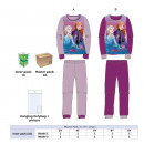 wholesale Sleepwear: cotton pajamas frozen size 3-4-5-6-8