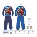 mayorista Pijamas: pijama coralina avengers talla -4-5-6-8 con caja 2