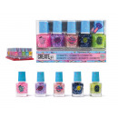 5-piece set nail confetti 7.5x12.5x2.5 cms