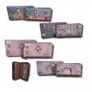 ingrosso Borse & Viaggi: grande portafoglio in similpelle con scatola 21x11