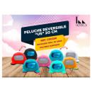 hurtownia Zabawki pluszowe & lalki: pluszak dwustronny us 20 cm 10 kolorów