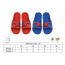 mayorista Zapatos: sandalia baño spiderman talla 24-30