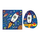 groothandel Speelgoed: Raketpuzzel 42 stuks 42x42 cm