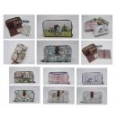 nagyker Táskák és utazási kellékek: műbőr pénztárca édes 18,5x10x4 cm