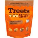 Treets Peantus Choco Caramel & Sea Salt 140g