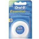 Oral-B Essential flowed mint waxed 50m