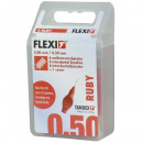 Tandex Flexi 6 pieces pack red