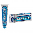 wholesale Dental Care: Marvis toothpaste Aquatic Mint 85ml