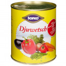 wholesale Food & Beverage: Sofko Djuwetsch mixed vegetables 850ml