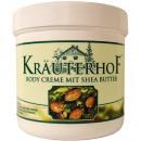 wholesale Cremes: Krauterhof body cream with shea butter 250ml