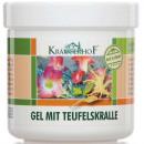 wholesale Cremes: Krauterhof gel with devil's claw 250ml