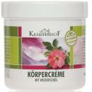 wholesale Cremes: Krauterhof body cream with wild rose oil 250ml