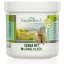 wholesale Cremes: Herb cream with marmot oil 250ml