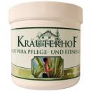 wholesale Cremes: Krauterhof aloe vera care and fitness gel 250ml