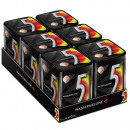 wholesale Sweets: Wrigleys 5 GUM watermelon 35, pack of 6 (6x 35