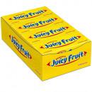 Großhandel Süßigkeiten: Wrigleys Juicy Fruit Kaugummis 15er (8 x 15 Kaugum