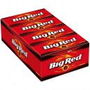 Großhandel Süßigkeiten: Wrigleys Big Red Kaugummis 15er (8 x 15 Kaugummis)
