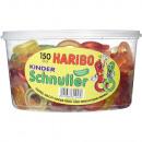 Großhandel Süßigkeiten: Haribo Schnuller 150 Stück (1200g)