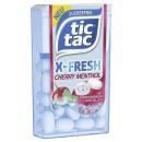 wholesale Sweets: Tic Tac X-Fresh Cherry Menthol 16.4g