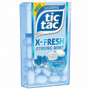 wholesale Sweets: Tic Tac X-Fresh Strong Mint 16.4g