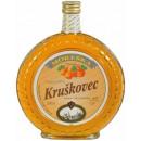Soba Kruskovec Moreska - likier gruszkowy - butelk