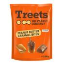 Treets Peanut Butter Caramel Bites 135g