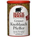 wholesale Food & Beverage: Block House Green Garlic Pepper, Can 200g
