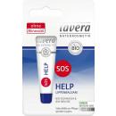 grossiste Soin de Visage: Baume à lèvres Lavera SOS Help 8ml
