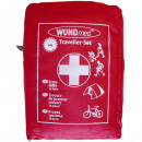 Wundmed first aid traveler set, large, 36 pieces