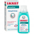 wholesale Dental Care: Lacalut sensitive tooth rinsing solution 300 ml