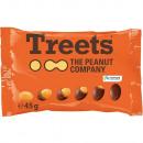 Treets Peanuts 45g
