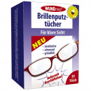 Wundmed glasses wipes 30 pieces