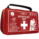 Wundmed first aid athlete set 43 pieces
