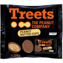 wholesale Party Items: Treets Peanut Butter Cups 130g