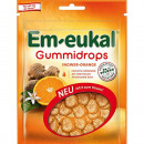 wholesale Sweets: Em-eukal gum drops ginger - orange zh. 90g