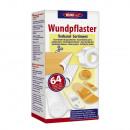 Wundmed wound plaster set, 64 pieces