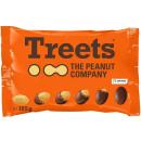 Treets Peanuts 185g