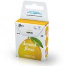 grossiste Soins Dentaires: Soie dentaire humble 50 m - citron