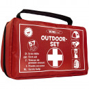Wundmed first aid outdoor set 57 pieces