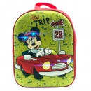wholesale Bags: Backpack Mickey Road Trip Route 28 3D with light.