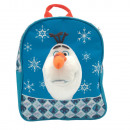 Olaf 3D backpack with electronic device, speak