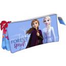 mayorista Material escolar: Portatodo triple Frozen 2 Pelicula. - 22 X ...