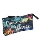 Portatodo Triple Dance With Waves - 22 X 12 X 5 CM