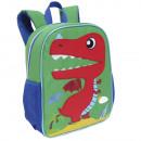 Dino backpack. - 25 X 30 X 10 CM.